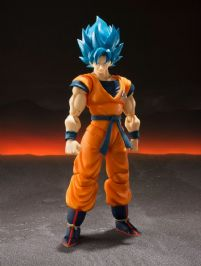 Dragon Ball Super Broly: Super Saiyan God Super Saiyan Goku Super - S.H. Figuarts Action Figure